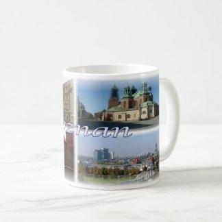 PL  Poland - Polska - Poznan - Coffee Mug