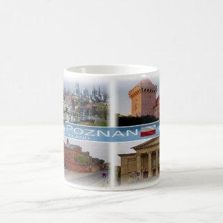 PL Poland Polska - Poznan - Coffee Mug