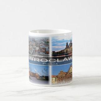 PL Poland Polska - Wroclaw - Coffee Mug