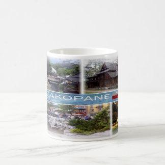 PL Poland Polska - Zakopan - Coffee Mug