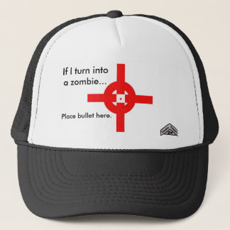 Place Bullet Here Hat