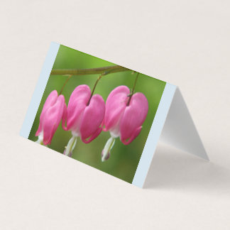 Place Cards for a Garden Party