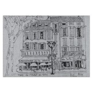 Place de L'Hotel de Ville | Aix en Provence Boards