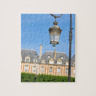 Place des Vosges in Paris, France Jigsaw Puzzle