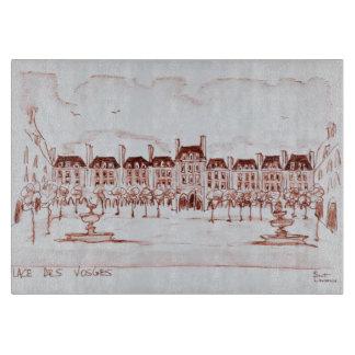 Place des Vosges | Marais, Paris Cutting Board