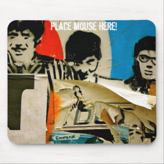 Place foams young stag! mouse pad