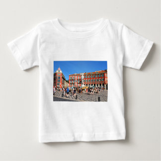 Place Massena in Nice, France Baby T-Shirt