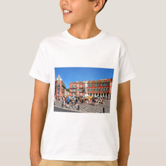 Place Massena in Nice, France T-Shirt