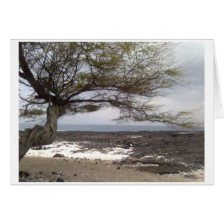 Place of Refuge Hawaii Greeting Card