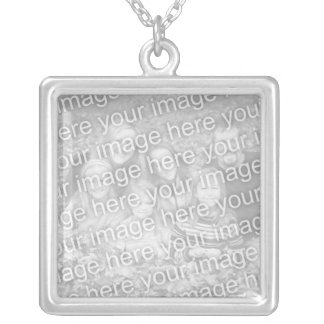 Place your image necklace