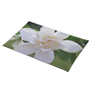 Placemat - Naturally Gorgeous Gardenia