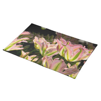 Placemat - Tulip - Colourful - 01
