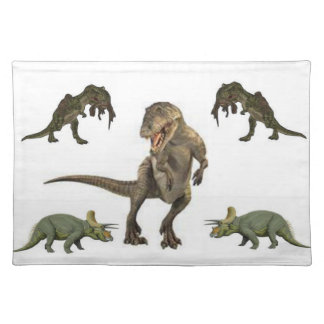 Placemats Dinosaur