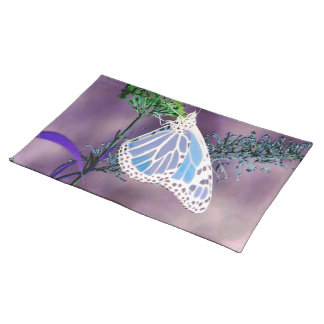 Placemats with Funky Butterfly