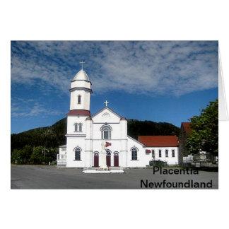 Placentia Newfoundland Labrador Canada Card