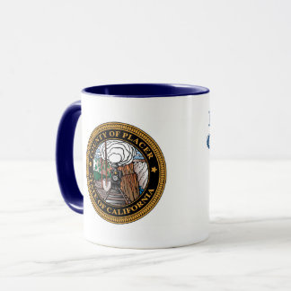 Placer County (California) Mug