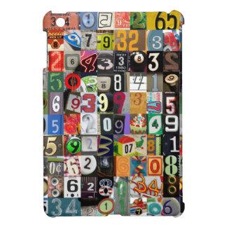 Places of Pi Case For The iPad Mini