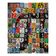 Places of Pi Poster