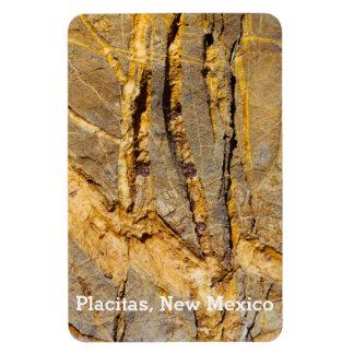 Placitas Natural Rock Formation Magnet