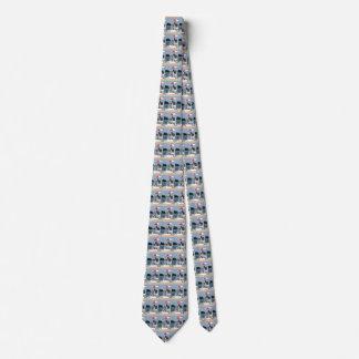 Plage de maître nageur cravates personnalisables