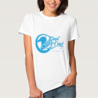 Plage de Santa Rosa, FL T Shirts