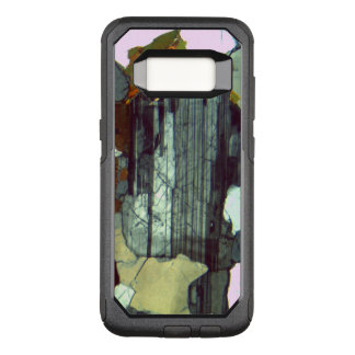 Plagioclase in Thin Section OtterBox Commuter Samsung Galaxy S8 Case