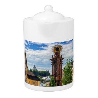 Plague column, Banska Stiavnica, Slovakia