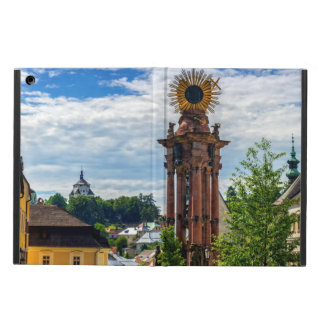 Plague column, Banska Stiavnica, Slovakia Case For iPad Air