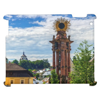 Plague column, Banska Stiavnica, Slovakia Case For The iPad 2 3 4