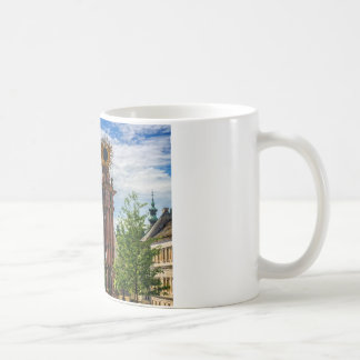 Plague column, Banska Stiavnica, Slovakia Coffee Mug