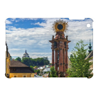 Plague column, Banska Stiavnica, Slovakia iPad Mini Covers