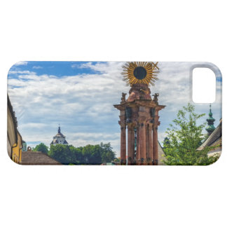 Plague column, Banska Stiavnica, Slovakia iPhone 5 Cover