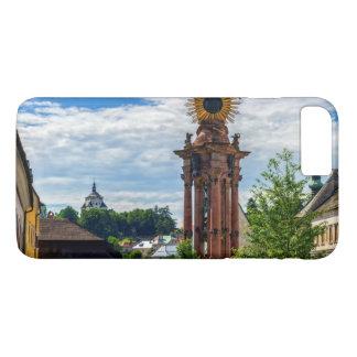 Plague column, Banska Stiavnica, Slovakia iPhone 7 Plus Case