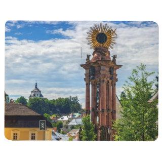 Plague column, Banska Stiavnica, Slovakia Journal