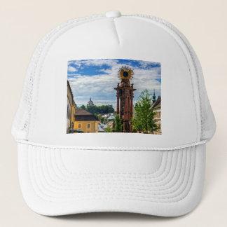 Plague column, Banska Stiavnica, Slovakia Trucker Hat