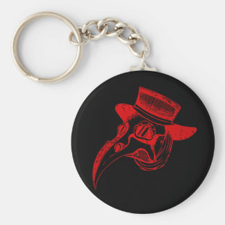 Plague Doc Keychain