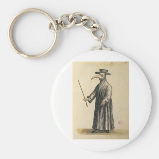plague-doctor-2 keychains