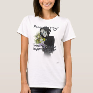 Plague Posies (Customizable face and layout) T-Shirt