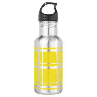 Plaid 532 Ml Water Bottle