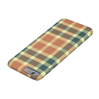 Plaid Cell Phone Case