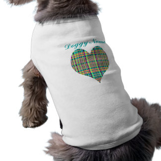 Plaid Heart Shirt