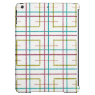 Plaid iPad Air case