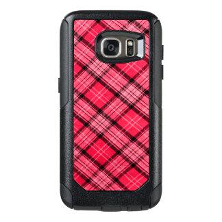 Plaid It Pink OtterBox Samsung Galaxy S7 Case