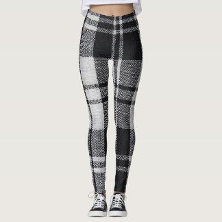 plaid leggings 4
