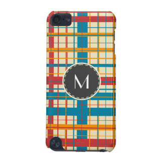 Plaid pattern iPod touch 5G covers