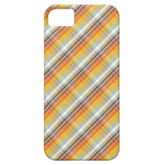 Plaid - Polyester iPhone 5 Cases