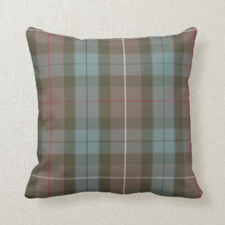 plaid tartan accent couch decorative pillow