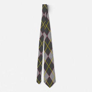 Plaid Tartan Man's Tie