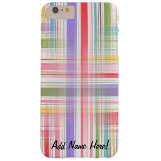 Plaid With A Twist Phone Case