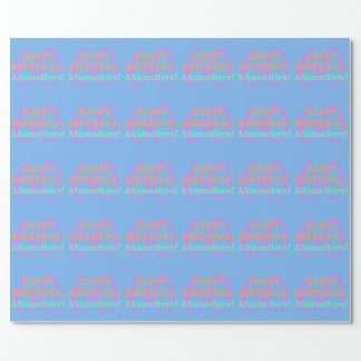 Plain 60th Birthday Wrapping Paper